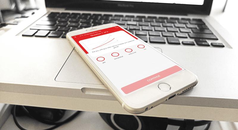 goal setting savvisave app