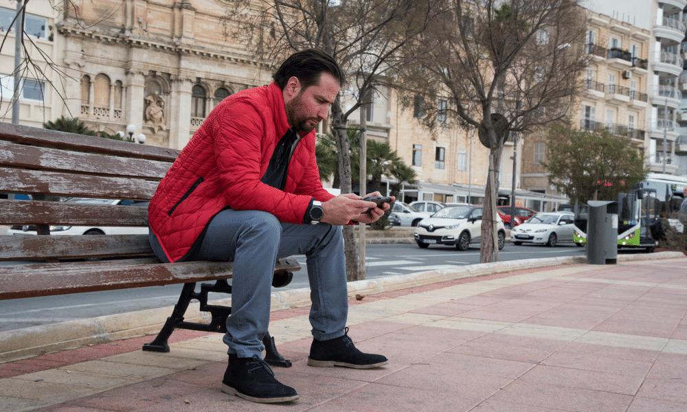 ian gadgets hsbc malta biometrics facial recognition