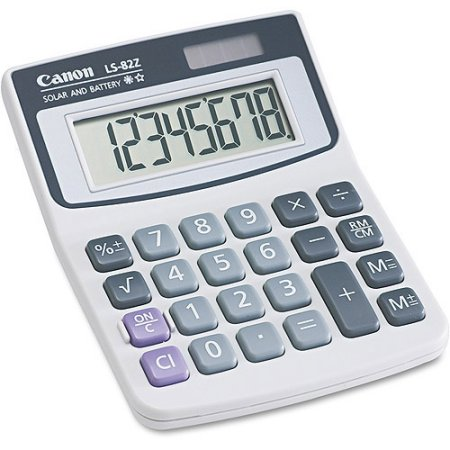 obsolete household item - calculator