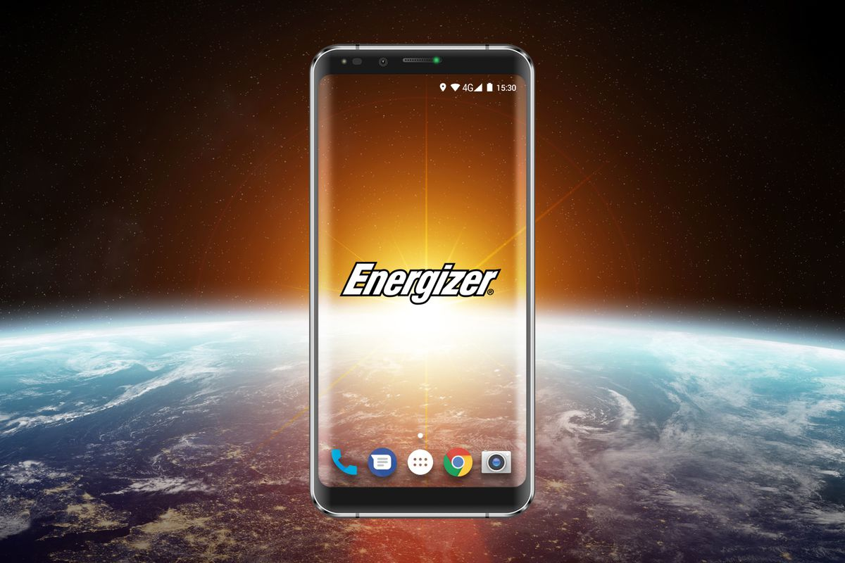 energizer phone mobile world congress