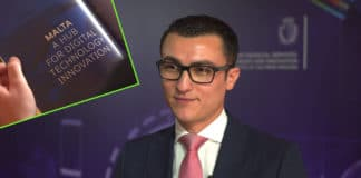 silvio schembri blockchain DLT regulation