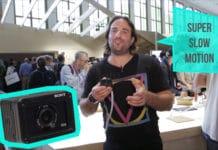 Sony RX0 Action Camera