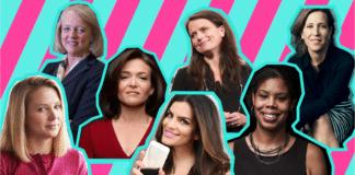 women in technology in 2018