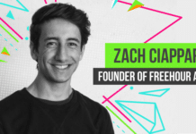 zack ciappara freehour student app malta