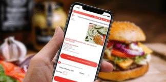 kickdish malta food app