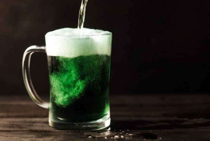 st patricks day beer drinking gadgets