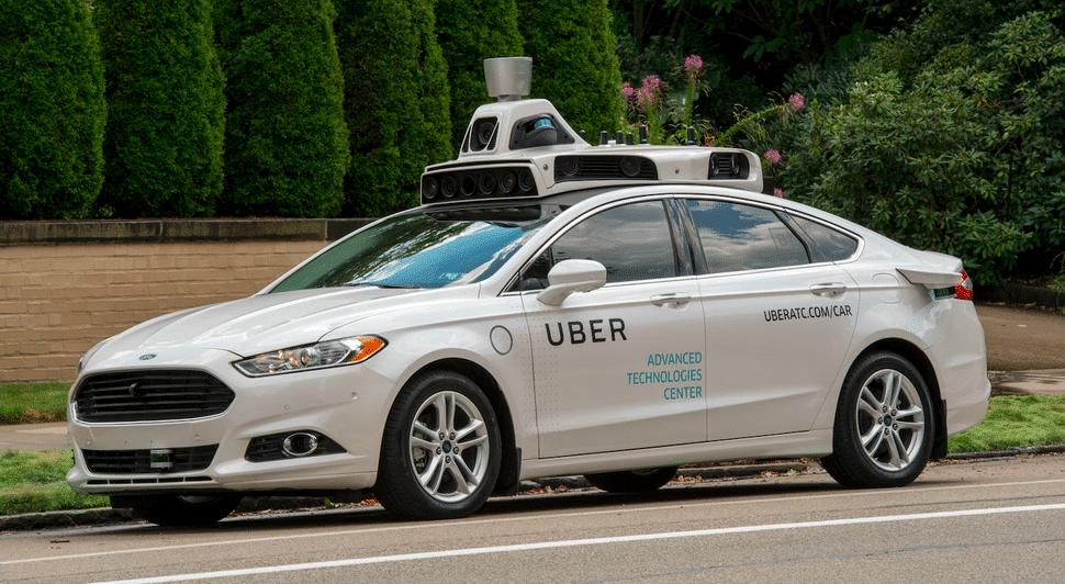 self-driving-uber - Gadgets Malta