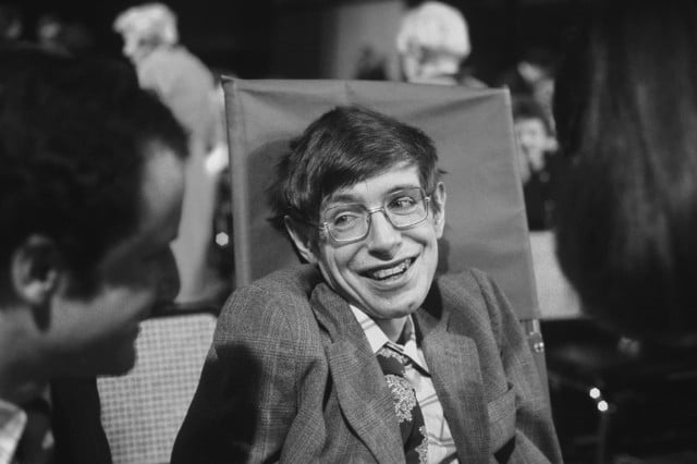 stephen hawking quotes to live by