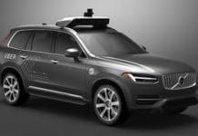 uber kills self drive car