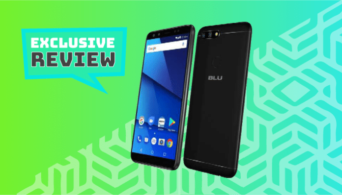 blu vivo x exclusive review best budget phone 2018