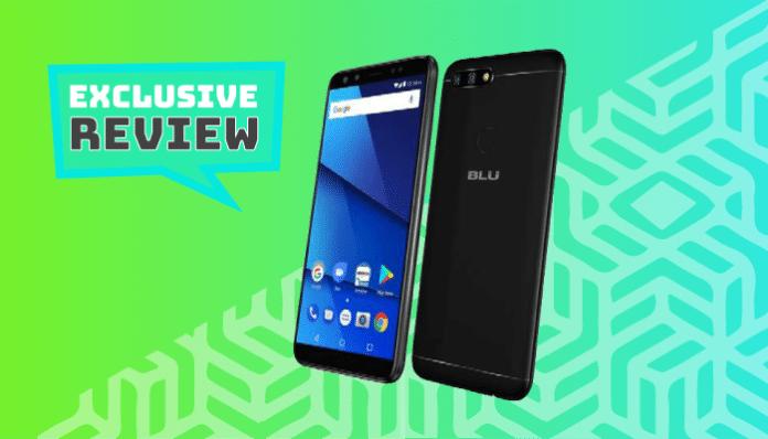 blu vivo x exclusive review best budget phone 2018