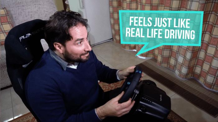 Playseat & Logitech G29: Review - Gadgets Malta