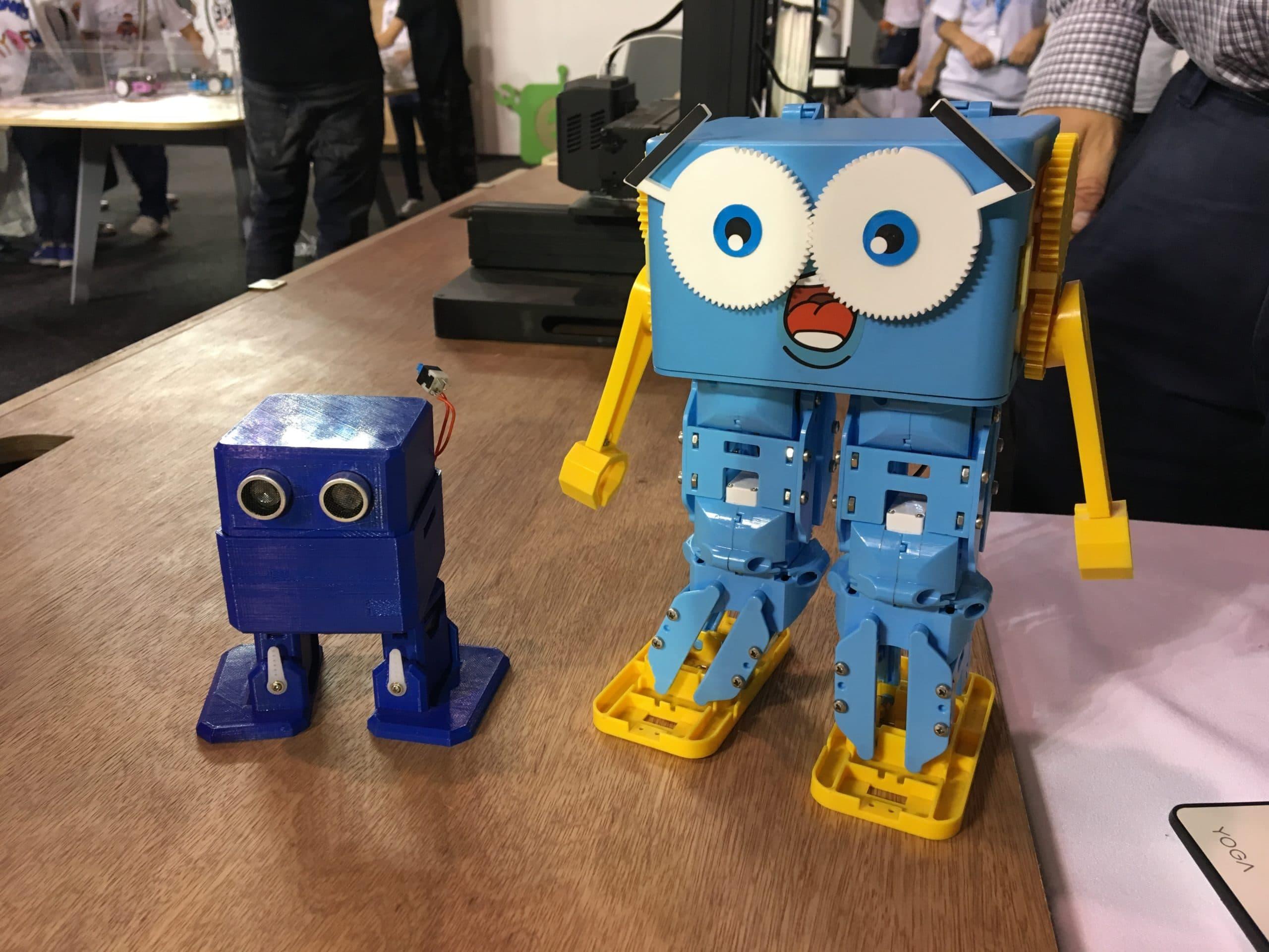 Marty Go Malta Robotics Olympiad