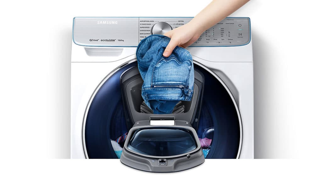 add clothes mid wash samsung q drive