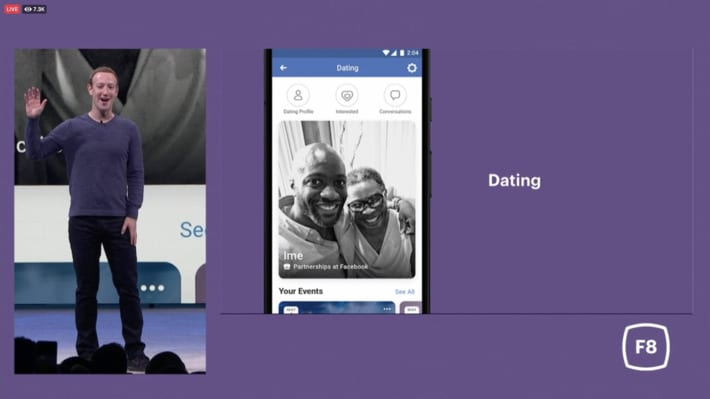 facebook joins dating game
