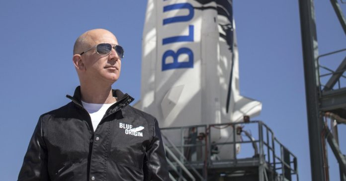 Jeff Bezos Amazon richest man in the world