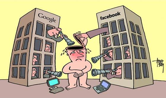 google facebook stealing information from people's brains
