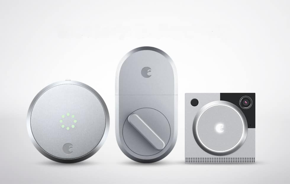 august smart lock Tech gifts for mother this mothers day gadgets malta