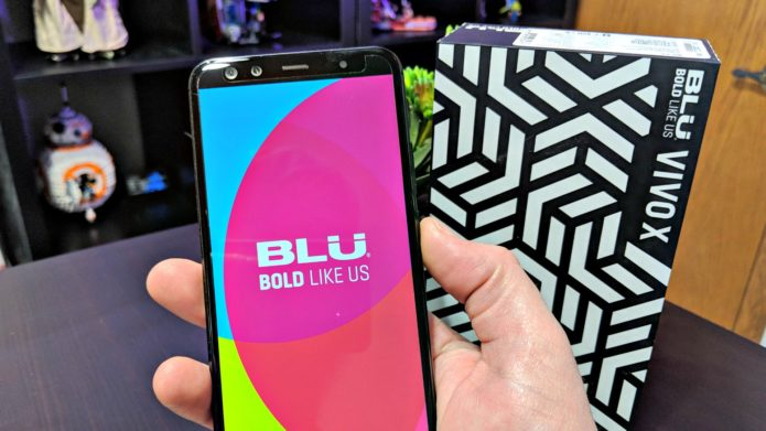 my experience with the blu vivo x