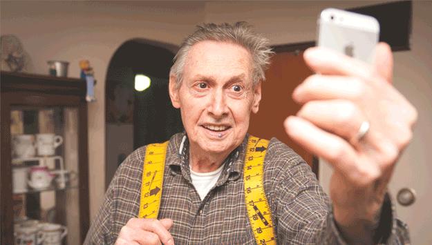 elderly use social media malta