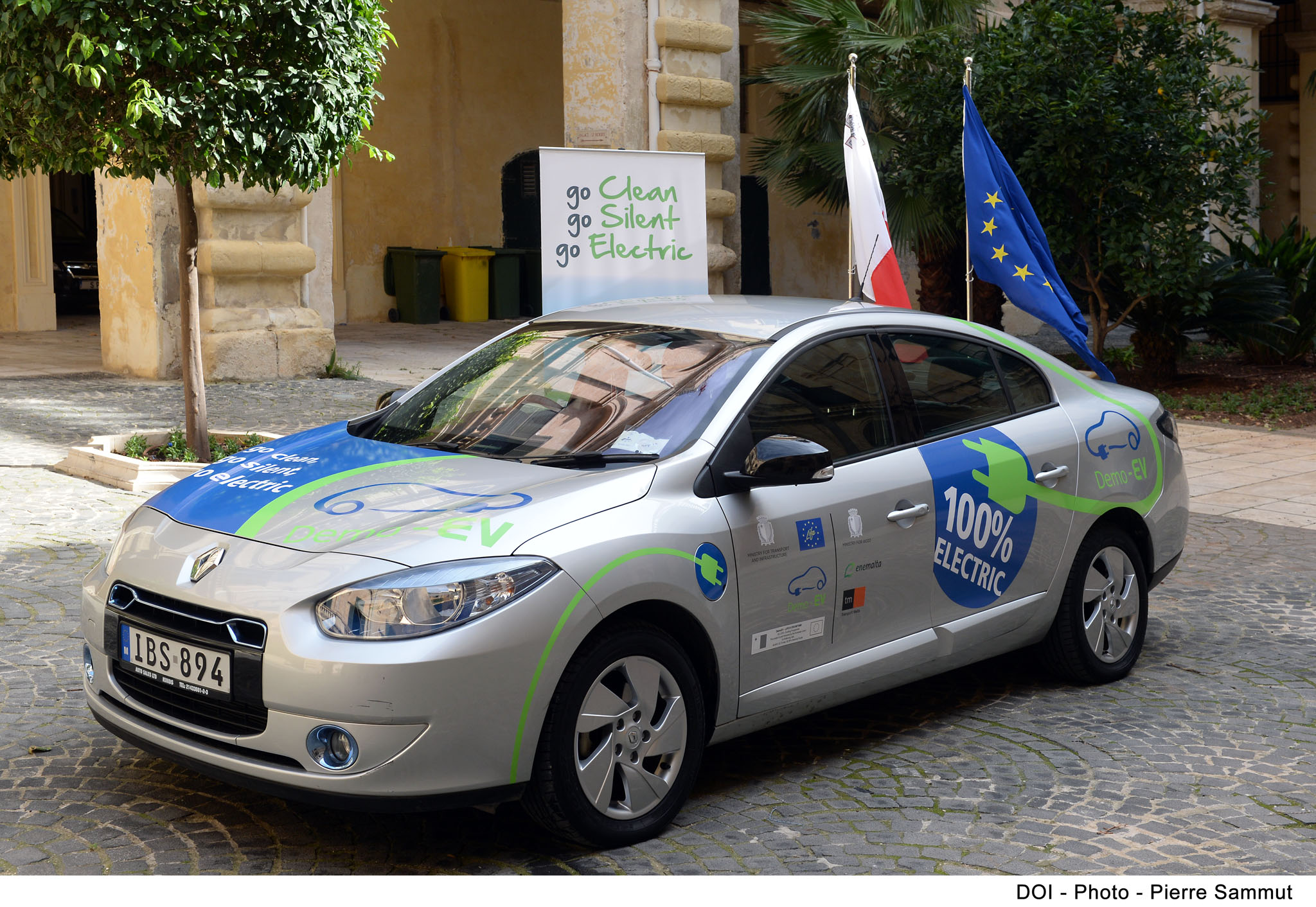 electric car malta
