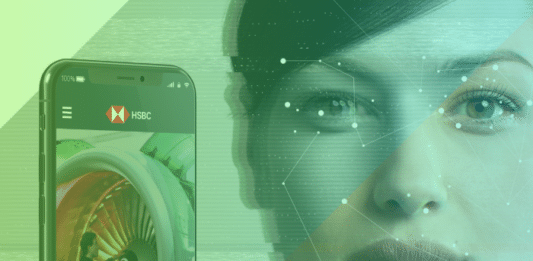 hsbc malta face id technology