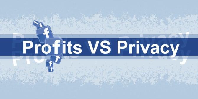 profits privacy facebook
