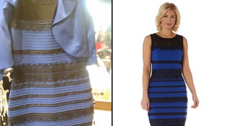 the dress internet craze