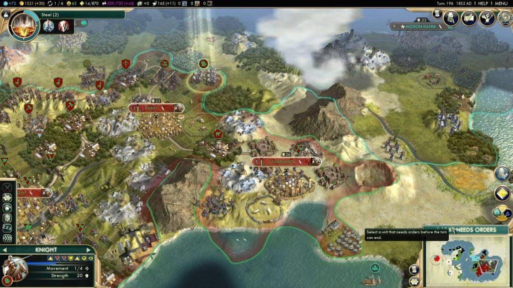 Sid Meiers Civilisation V