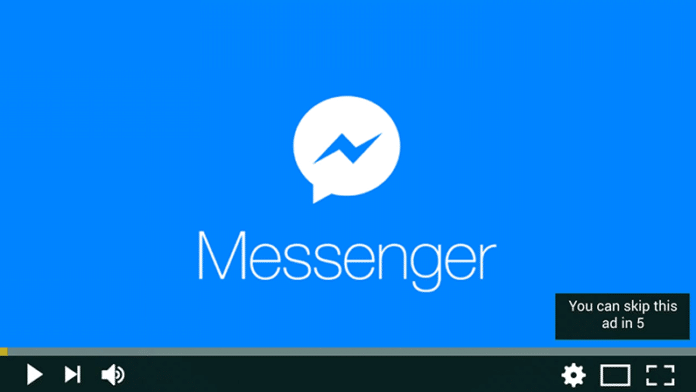 Messenger Autoplay Ads