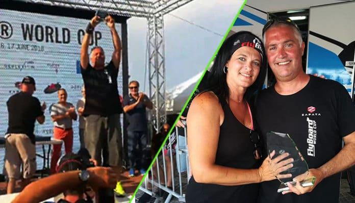 flyboard malta world champ