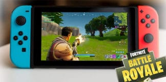 fortniteb on nintendo switch