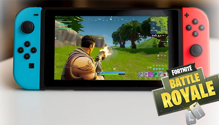 Play Fortnite Everywhere Now On Nintendo Switch Too