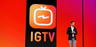 IG TV instagram TV