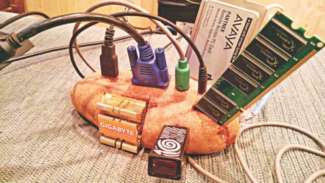 Potato PC