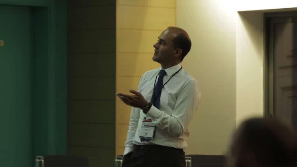 Andrew Bonello of Qureet.com