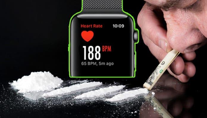 cocaine habit