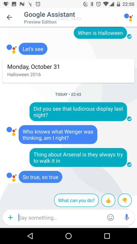 Prank OK Google assistant