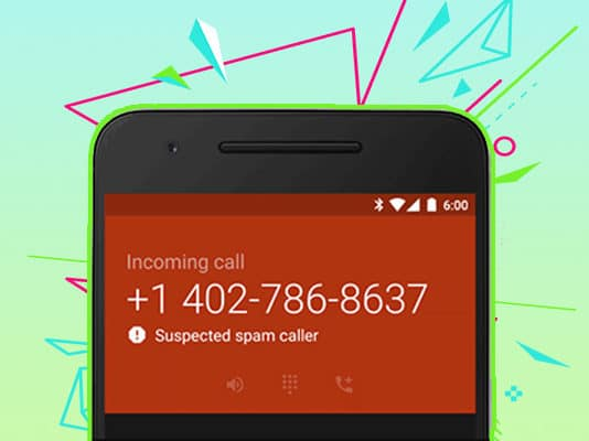 How to stop spam callers