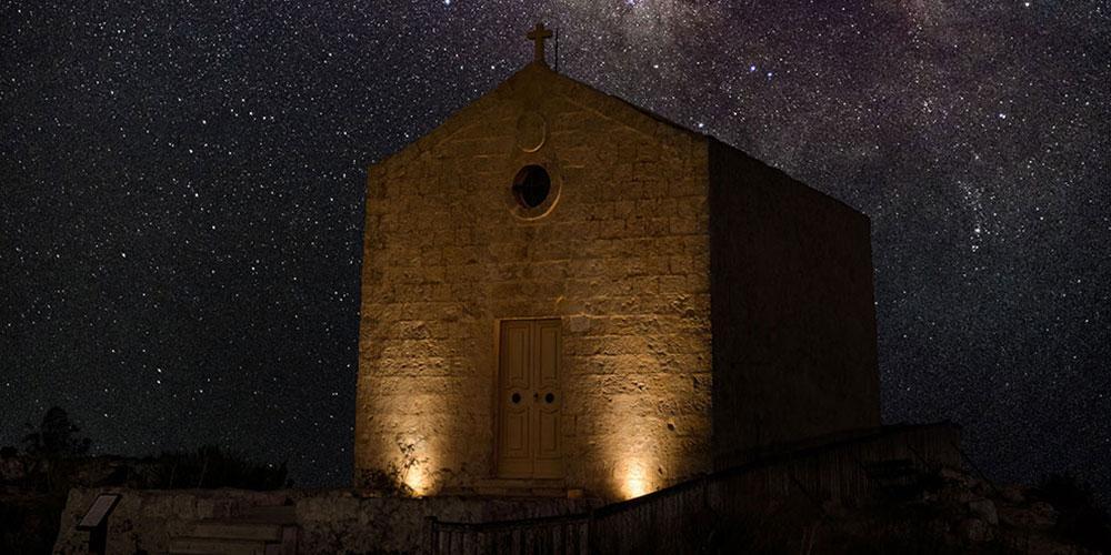 Gilbert Vancell Photography meteor shower malta