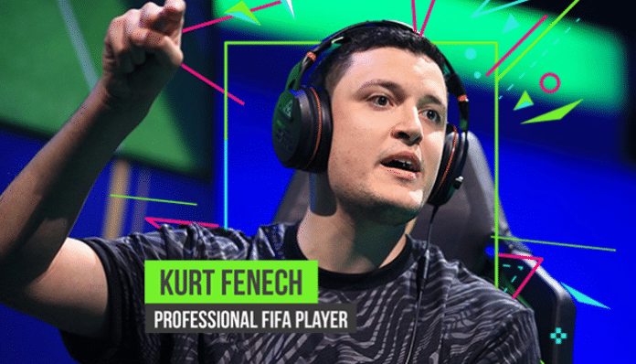 Kurt0411 FIFA player