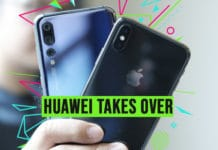 Huawei takes over Apple 2nd Place