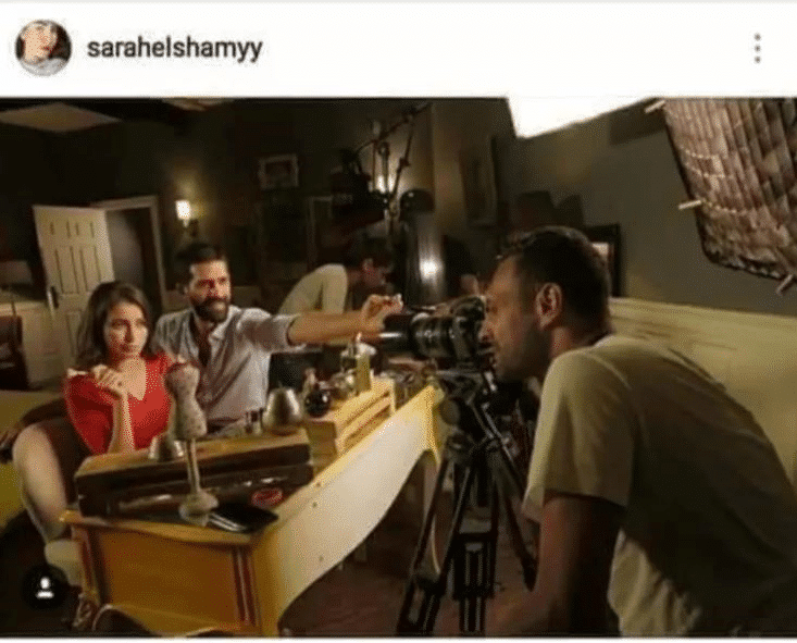 Sarah Elshamy's Instagram Post