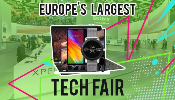Europe's Largest Tech Fair