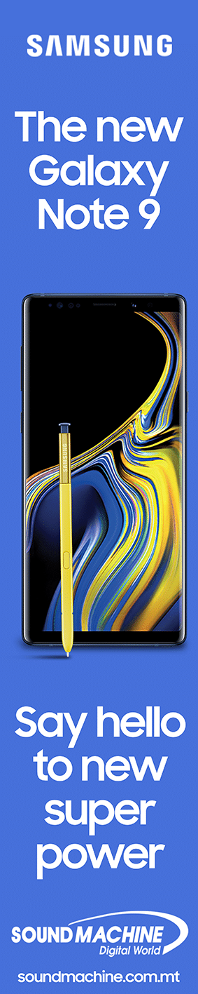 Sound Machine Note9