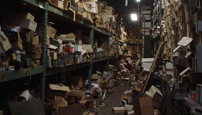 Storage-Room