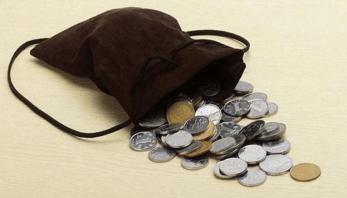 Medieval Money Bag