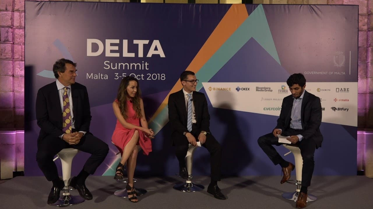 Delta Summit Attendees