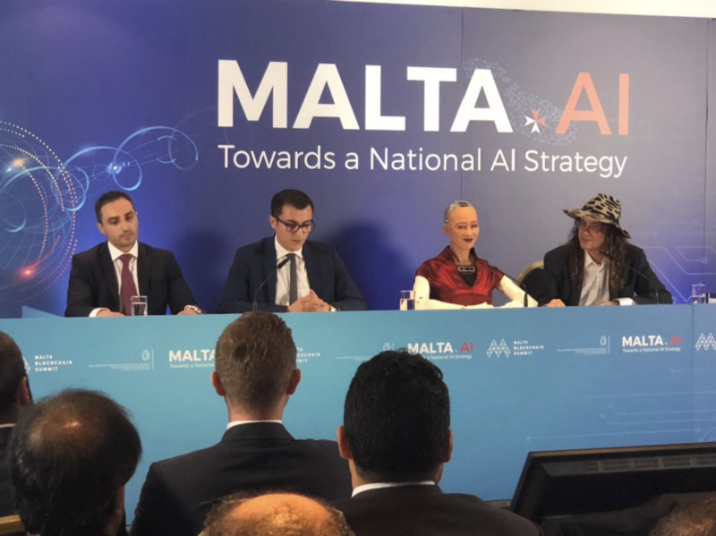 Announcing the National Artificial Intelligence Strategy