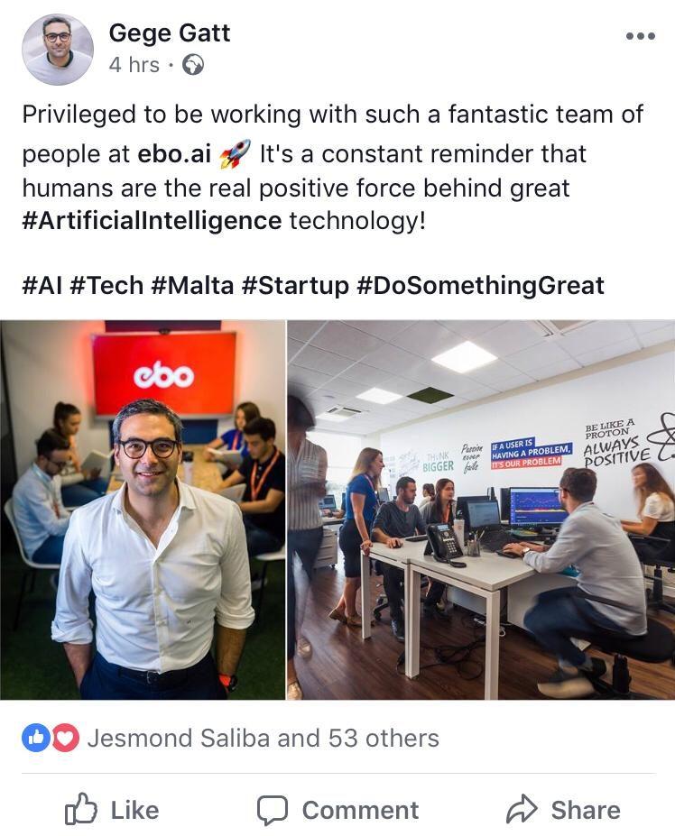 Maltese Startup